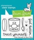 Treat Yourself - Stempel