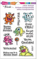 Little Monsters - Stempel