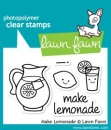 Make Lemonade - Stempel