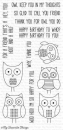For Owl You Do - Stempel - MFT