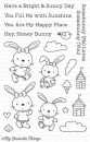 Beach Bunnies - Stempel - MFT