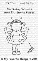Butterfly Kisses - Pure Innocence - Stempel