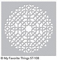 Moroccan Mosaic - MIX-ables - Schablone