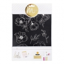 Heidi Swapp - Minc Floral Art Screen