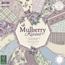 "Mulberry Kisses - 12""x12""- Trimcraft"