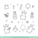 party-animals-clear-stamps-mama-elephant