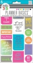 Create 365 - The Happy Planner - Basics - Stickers Neon
