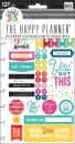 Create 365 - The Happy Planner - CLASSIC - Stickers Happy Brights