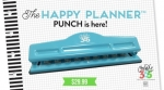 Create 365 - The Happy Planner - CLASSIC - Punch