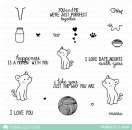 Purrfect Pair - Stempel - Mama Elephant