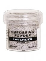 Ranger Embossing Speckle Powder - Lavender