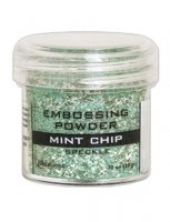 Ranger Embossing Speckle Powder - Mint Chip