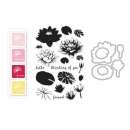 Water Lilies - Color Layering - Bundle