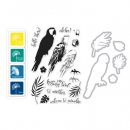 Parrot - Color Layering - Bundle