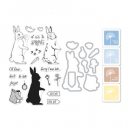 Rabbit - Color Layering - Bundle