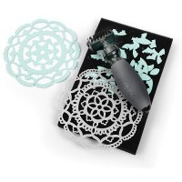 Sizzix Die Brush and Foam Pad