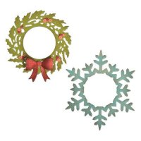 sizzix-thinlits-die-set-wreath-snowflake-664210-tim-holtz-stanzen