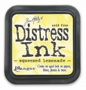 Distress Ink Pad - Squeezed Lemonade