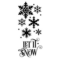 stamperia-thick-stencil-let-it-snow-kstdl06-schablone-schneeflocken