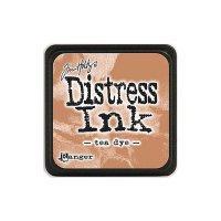 distress ink - tea dye