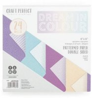 "Craft Perfect - Dream in Colour - 6""x6"""