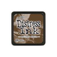 Distress ink - walnut stain
