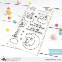 Wish Upon A Star - Clear Stamps - Mama Elephant