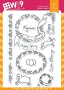 Easter Blessings - Stempel